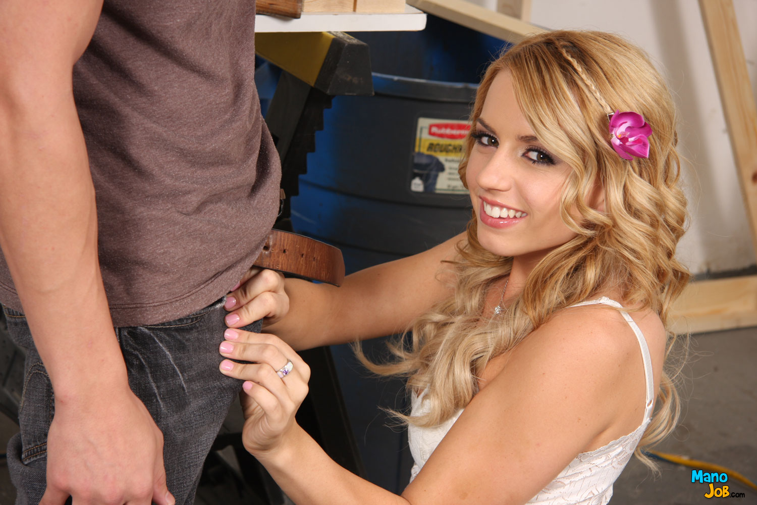 Things, lexi belle hand job shoulders down
