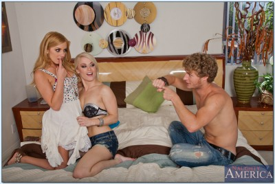 Lexi Belle Threesome